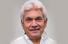 Mr Manoj Sinha (Minister of state railways)