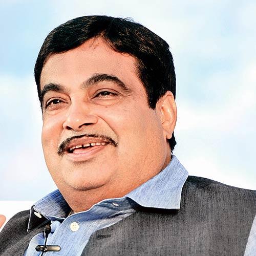 Nitin Gadkari (Minister of Road Transport, Highways & Shipping)