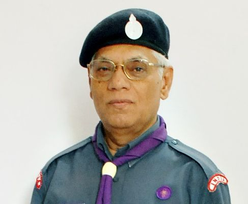 B.I. Nagarale (IAS(Retd.) Chief National Commissioner)