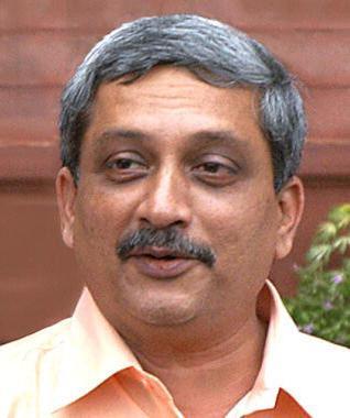 Manohar Parrikar(Minister of Defense, India)