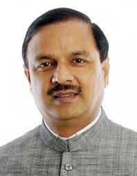 Dr. Mahesh Sharma (Minister of State)